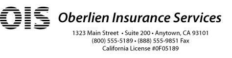 Oberlien Insurance Services