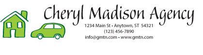 Cheryl Madison Agency